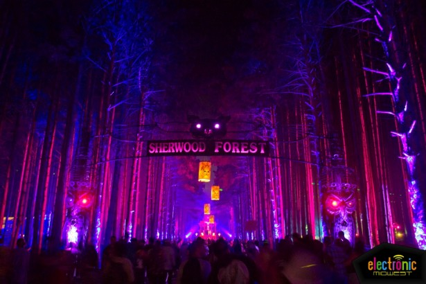 Electric Forest 2013 day 1-23