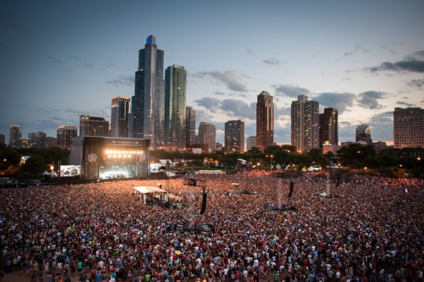 Lollapalooza Chicago 2013 1