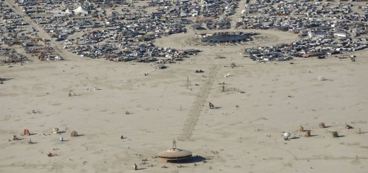 Watch Live Webcam From The Burning Man Playa Electronic