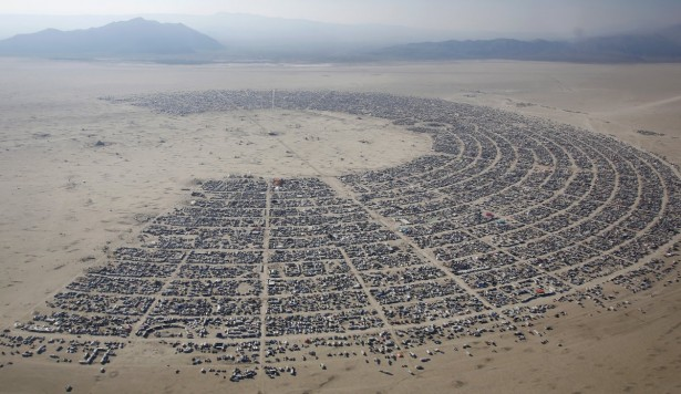 Burning man 2013 40 JIM URQUHART REUTERS