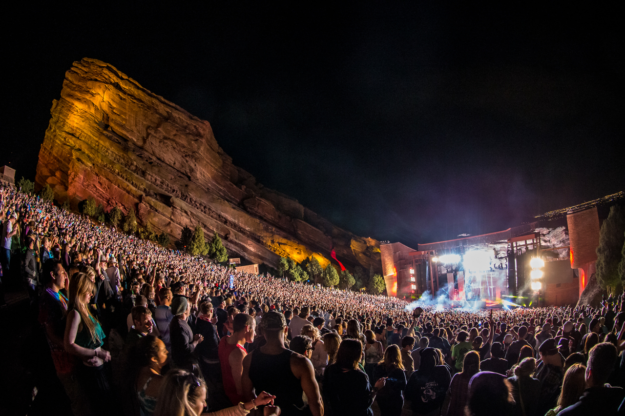 Barenaked Ladies, Gin Blossoms Announce Summer Red Rocks Concert