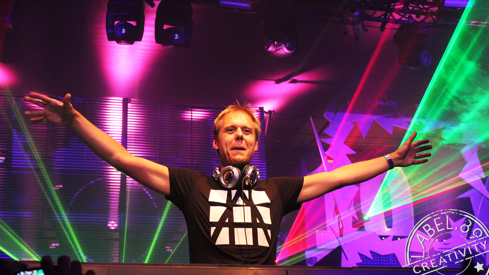 Dj Booth For Sale >> Giveaway: Win a 4-pack of tickets to Armin Only: Intense ...
