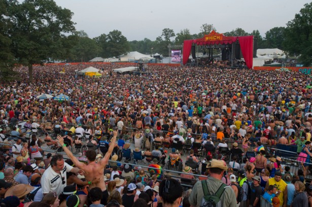 bonnarroo which stage