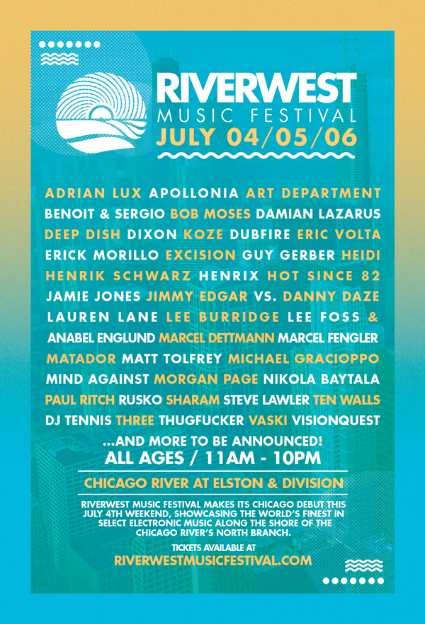Riverwest 2014 lineup