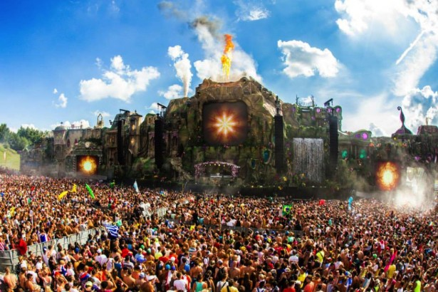 TomorrowWorld 2014 main stage preview 2