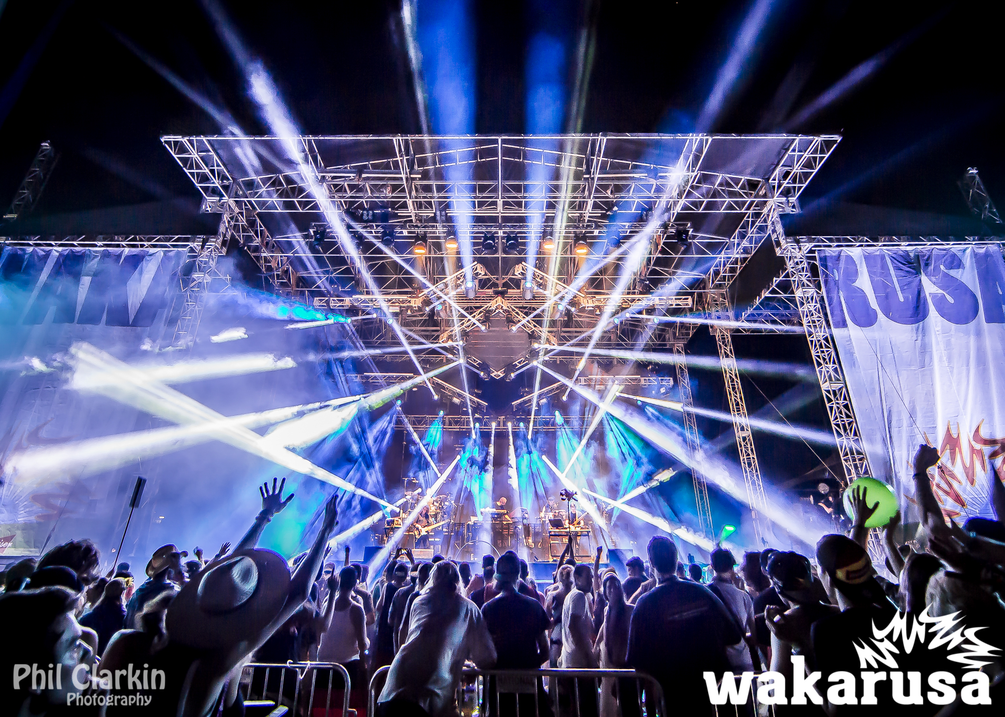 Calendar Artistic : Wakarusa reveals first of three lineup announcements for