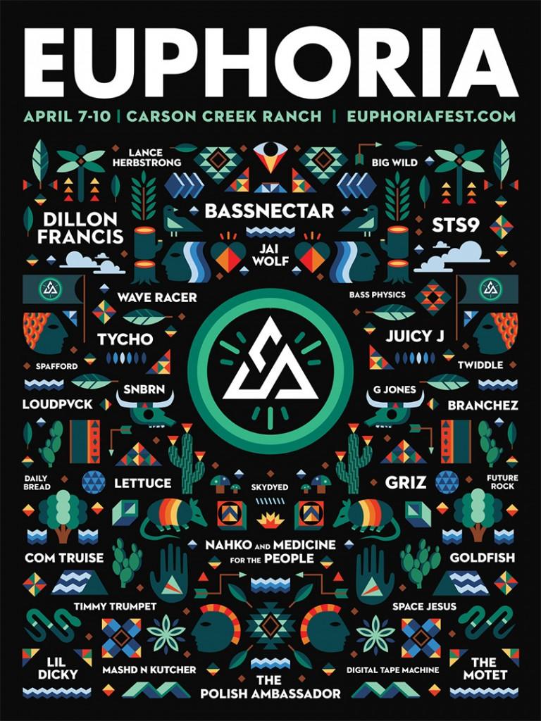 euphoria-music-festival-2016-lineup