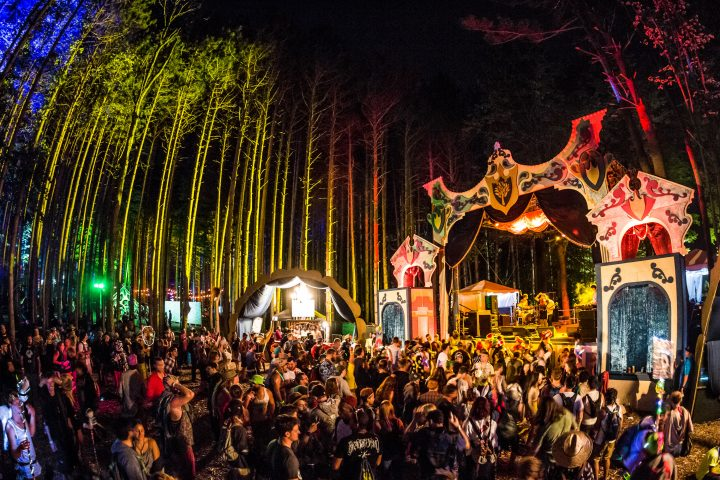 Electric forest ticket giveaway