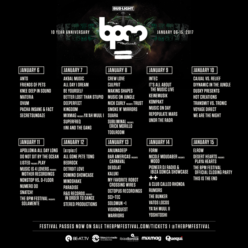 bpm-festival-2017-full-showcase-schedule